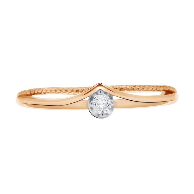 Perhiasan Emas dan Berlian Elegan yang Terjangkau dari Moela Collection (61345)