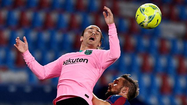 Levante vs Barcelona: Blaugrana Imbang, Gagal Lagi Ambil Alih Puncak Klasemen (9117)