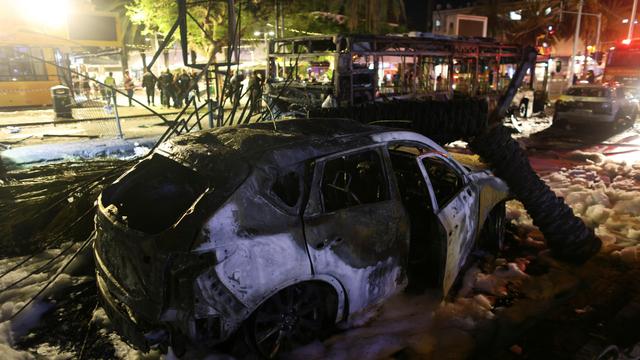 Serangan Roket dari Gaza Hantam Mobil di Israel, 2 Orang Tewas (2308)