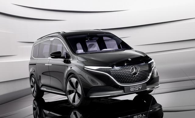 Inilah Mercedes-Benz EQT, Mobil Listrik Mini Van yang Bisa Angkut 7 Penumpang (8380)