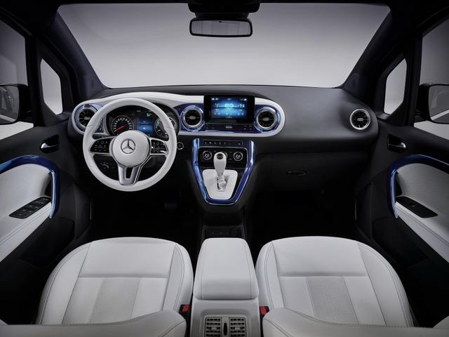 Inilah Mercedes-Benz EQT, Mobil Listrik Mini Van yang Bisa Angkut 7 Penumpang (8382)