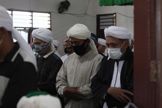 Jemaah Tarekat Naqsabandiyah di Sumut Rayakan Lebaran Hari Ini (138510)