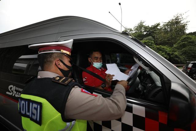 Jenis Kendaraan Ini Boleh Keluar-Masuk Jakarta Selama Idul Adha dan PPKM Darurat (87635)