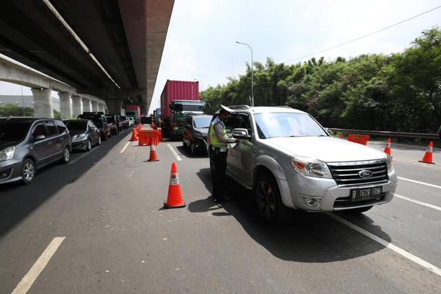 Jenis Kendaraan Ini Boleh Keluar-Masuk Jakarta Selama Idul Adha dan PPKM Darurat (87634)