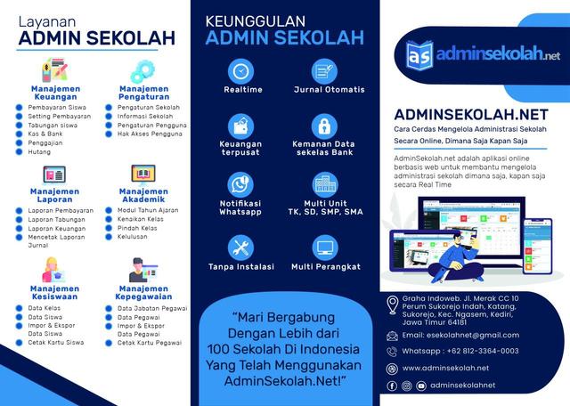 Kisah Mahfudz Mendirikan Indoweb, Jasa Pembuatan Aplikasi Berbasis Dekstop (132974)