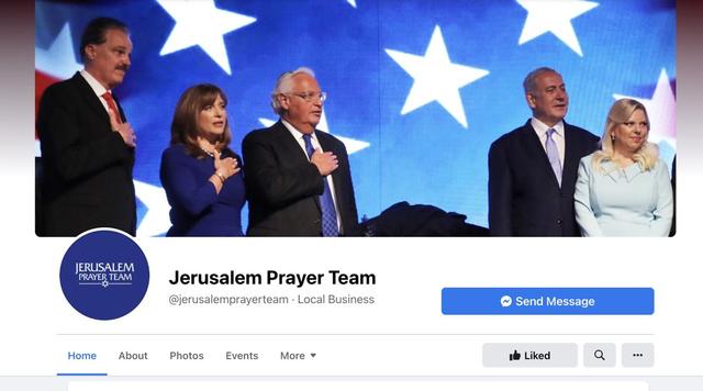 Heboh Pengguna Facebook Auto-Like Fanpage Mendukung Yahudi di Yerusalem (1)