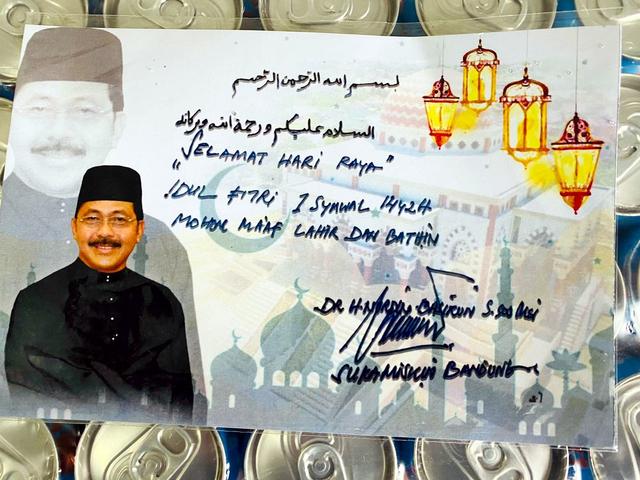 Mantan Gubernur Kepri Minta Maaf dari Lapas Sukamiskin (346338)