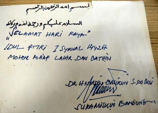 Mantan Gubernur Kepri Minta Maaf dari Lapas Sukamiskin (346339)