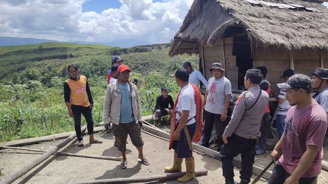 Petani Dibantai di Poso, GAMKI Pertanyakan Program Deradikalisasi BNPT (849792)