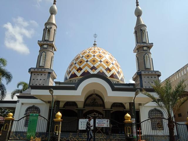 17 Warga Terpapar Corona, Masjid Al Waqar di Malang Ditutup (86378)