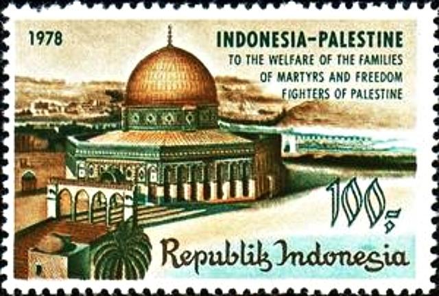 Kisah Prangko Indonesia-Palestina 1978: Dirancang PLO, Dicetak 1 Juta Lembar (33378)