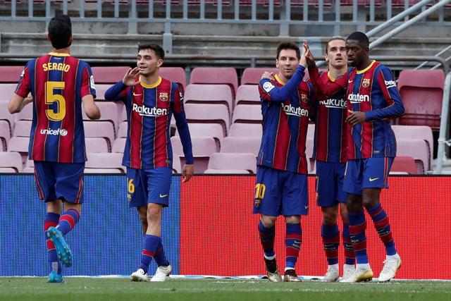 Klub La Liga Rugi Rp 12 T Lebih, Setengahnya Milik Barcelona (135295)