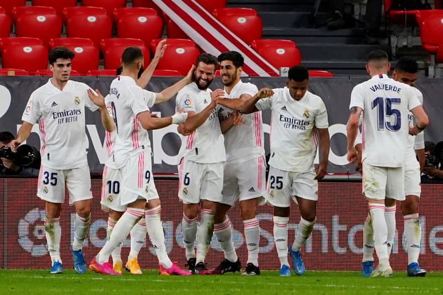 Suram! 4 Fakta Real Madrid Puasa Gelar Musim Ini (1101926)