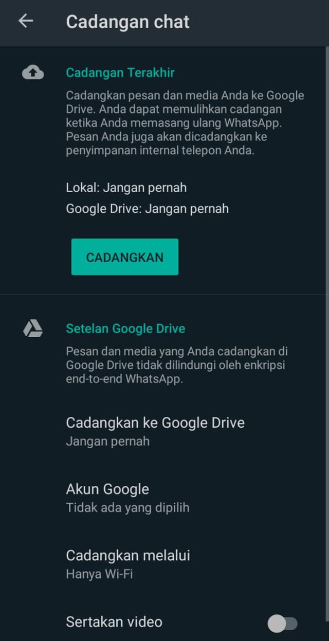 Temukan Cara Memulihkan Cadangan Di Google Drive Terbaru