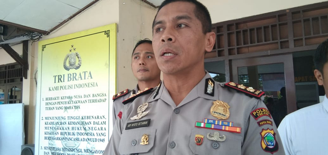 Polres Sorong Kota Mulai Penyelidikan Pencurian di Kantor Dukcapil Kota Sorong (165370)
