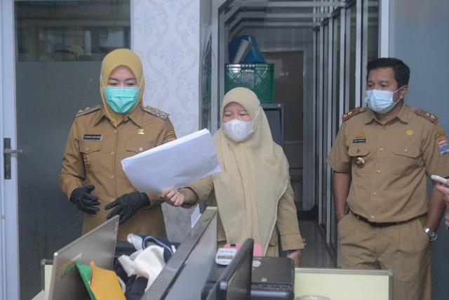 Pegawai Bolos Kerja di Palembang Diberi Sanksi Tegas (42463)