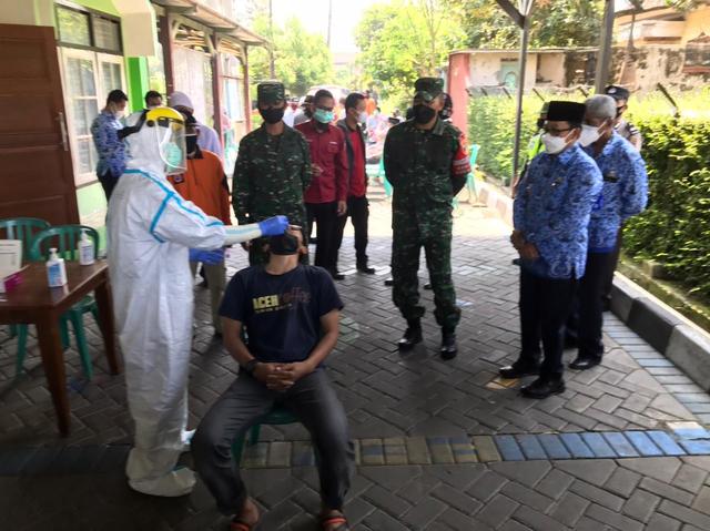 Positif COVID-19 di Perumahan Bukit Hijau dan Permata Hijau Malang Jadi 21 Kasus (76894)