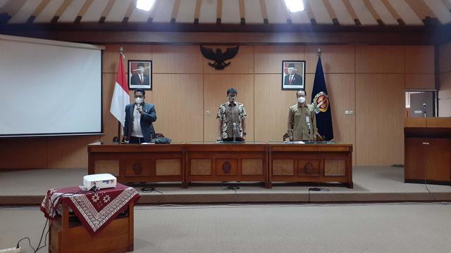 Lagu Indonesia Raya Akan Berkumandang Setiap Pukul 10.00 WIB di Yogyakarta (93779)