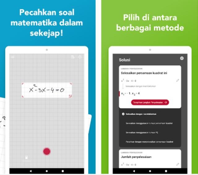 5 Aplikasi Matematika Di Android Untuk Bantu Mengerjakan Soal Kumparan Com