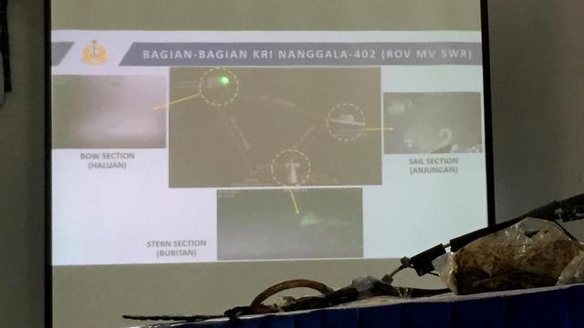 Upaya Mengangkat KRI Nanggala dari Perairan Bali (142090)