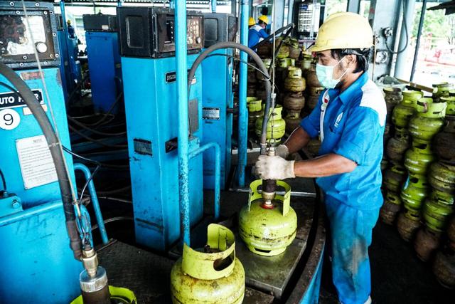 Pertamina Pastikan Pasokan BBM, LPG, hingga Avtur Lancar Jelang Idul Adha (39861)