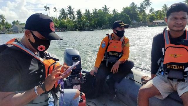 Nelayan di Buton Utara Dikabarkan Hilang saat Mencari Ikan di Laut (23200)
