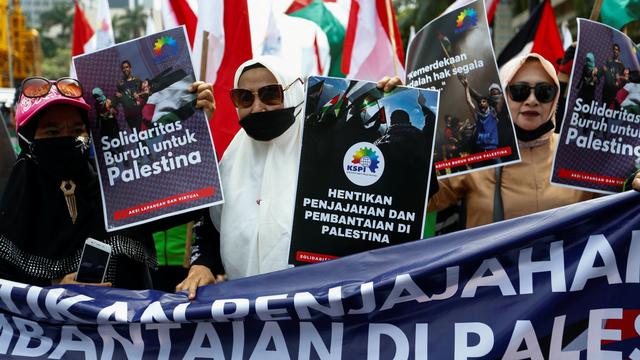Israel Ajak Pemerintah Indonesia Berunding soal Konflik di Gaza (731936)