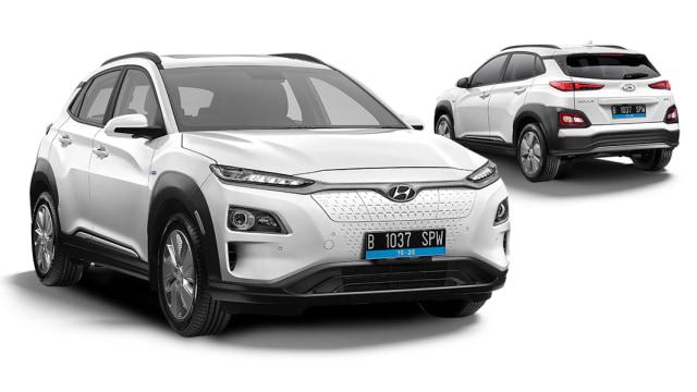 Update Harga Mobil Listrik di Indonesia, Ada yang Dihargai Rp 4 M! (321219)