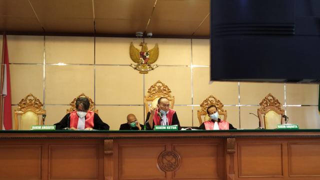 Kasus Aniaya Sopir Taksi Online, Habib Bahar Divonis 3 Bulan Penjara (1079872)