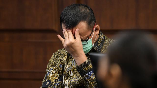 Kode 'Ember' dalam Kasus Dugaan Suap Benur Edhy Prabowo (20323)
