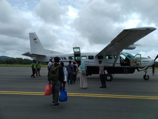 Kata Warga soal Bandara RHA Karimun yang Kini Sediakan Layanan GeNose (342007)