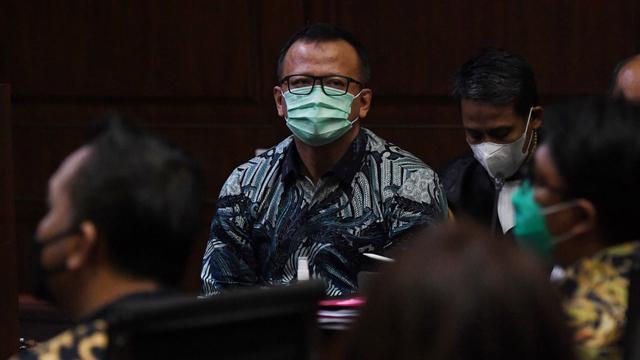 Edhy Prabowo Ajukan Banding, KPK Siapkan Bantahan (20778)