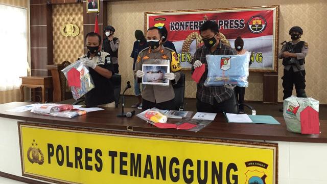 Pengakuan Dukun di Temanggung: Mimpi dari Mbah Soal Anak Genderuwo Harus Diruwat (350937)