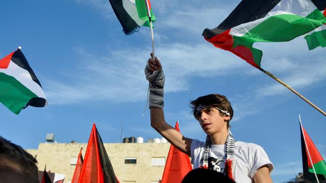 PII Dorong Pemerintah Bangun Sekolah untuk Pemuda Palestina (9117)