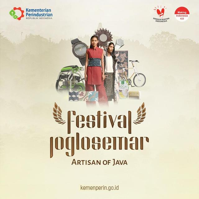 Meriahkan Gerakan Nasional Bangga Buatan Indonesia Lewat Festival Joglosemar (1031864)