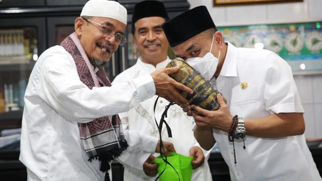 Melestarikan Budaya 'Kampung Baru Fair' di Tengah Pandemi (946055)