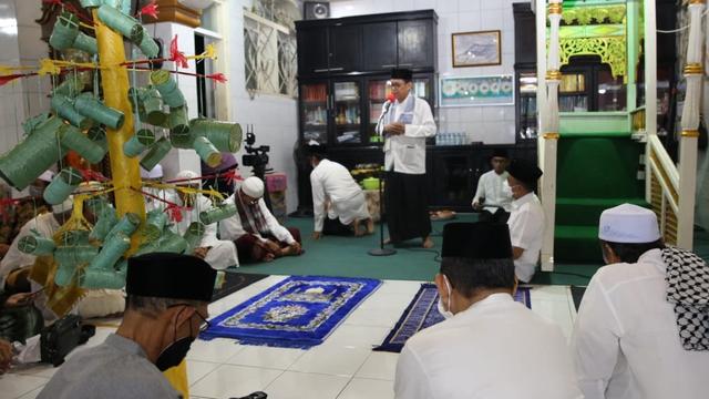 Melestarikan Budaya 'Kampung Baru Fair' di Tengah Pandemi (946057)