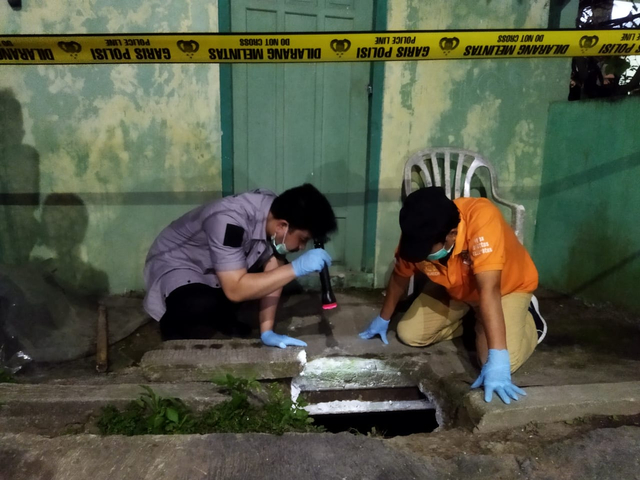 Warga Temanggung Digegerkan dengan Penemuan Mayat Bayi yang Hanyut di Sungai (284348)