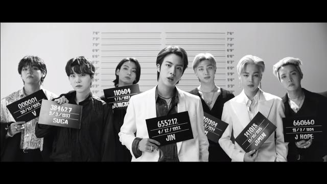 BTS Comeback dengan Lagu Baru Butter (49267)