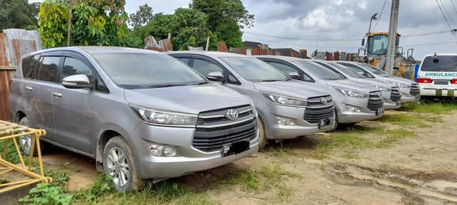 Toyota Innova Eks Tambang Jadi Rebutan, Berapa Harganya? (892438)