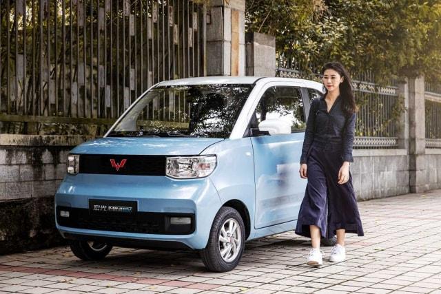 Mobil Listrik Dengan Harga Murah Jika Dijual Di Indonesia Kumparan Com