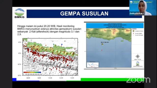 BMKG: Aktivitas Gempa di Pesisir Selatan Jawa Meningkat, Waspada Potensi Tsunami (302207)