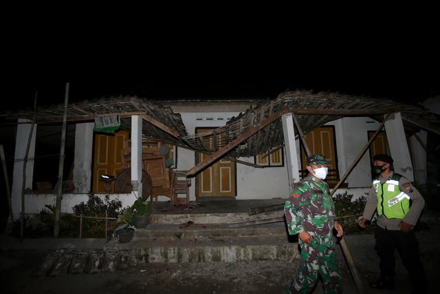 Fakta Lengkap Gempa di Blitar Berkekuatan yang 5,9 Magnitudo (298508)