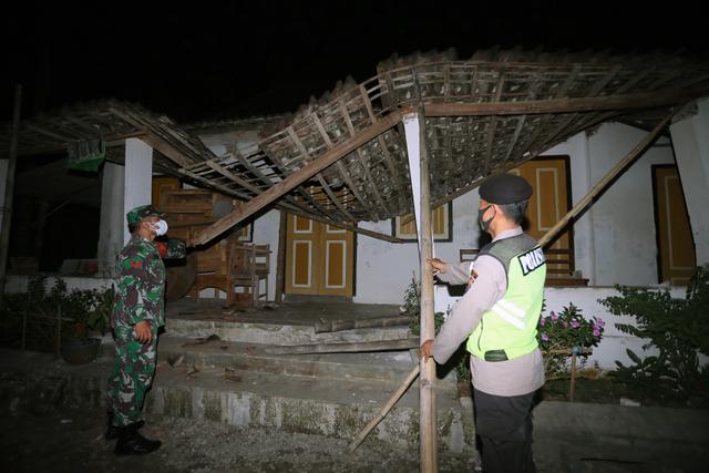 Gempa 5,9 M Timbulkan Kerusakan di Blitar, Malang, hingga Kulon Progo (870573)