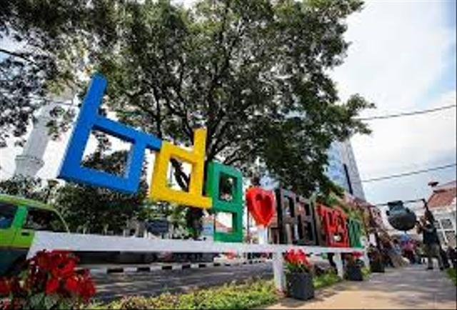 Palestine Walk, Bandung : Monumen Kemesraan Bandung dan Palestina (1)