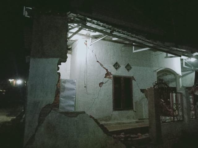 90 Rumah di Kabupaten Malang Rusak Akibat Gempa 6,2 Magnitudo (162997)