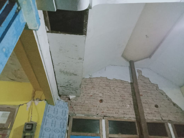 90 Rumah di Kabupaten Malang Rusak Akibat Gempa 6,2 Magnitudo (162998)