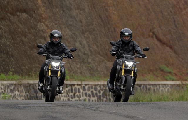 All New Honda CB150R Meluncur di Jawa Barat, Harga Mulai Rp 29 Jutaan! (140916)