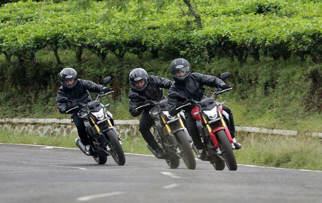 All New Honda CB150R Meluncur di Jawa Barat, Harga Mulai Rp 29 Jutaan! (140915)