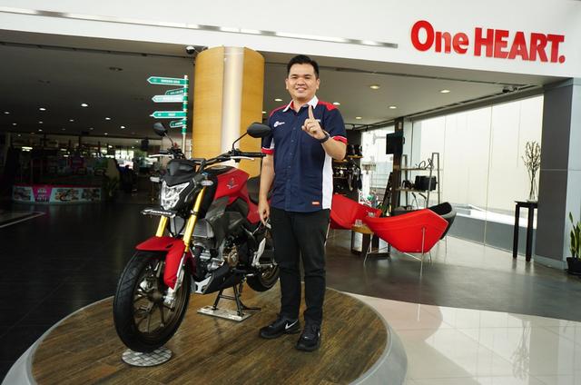 All New Honda CB150R Meluncur di Jawa Barat, Harga Mulai Rp 29 Jutaan! (140914)